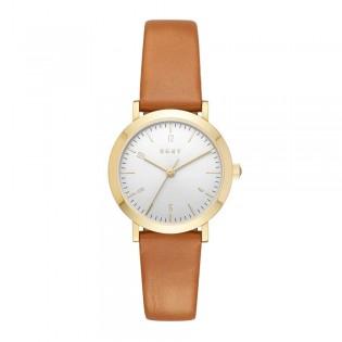 DKNY NY2616 Women's Minetta Quartz Leather Watch