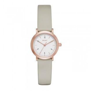 DKNY NY2514 Women's Minetta Quartz Leather Watch