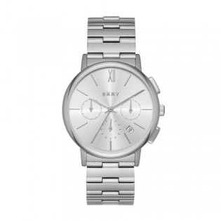 DKNY NY2539 Women's Wiloughby Chronograph Steel Watch