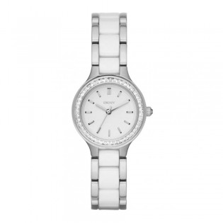 DKNY NY2494 Women's Chambers Quartz Steel Watch