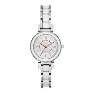 DKNY NY2588 Women's Ellington Steel & Ceramic Watch