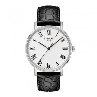 Tissot T109.410.16.033.01 Men's Everytime Medium Quartz Leather Watch