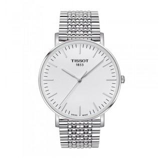 Tissot T109.610.11.031.00 Men's Everytime Large Quartz Steel Watch