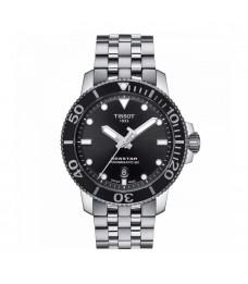 Tissot T120.407.11.051.00 Men's Seastar 1000 Powermatic 80 Automatic Diver Steel Watch