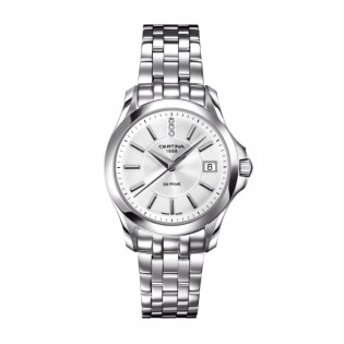 Certina C004.210.11.036.00 Women's DS Prime Quartz Diamond Stainless Steel Watch