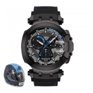 Tissot T115.417.37.061.02 Men's T-Race Thomas Luthi 2018 Limited Edition Chronograph Watch