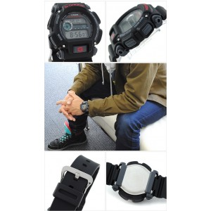 Casio G-Shock DW-9052-1V Original Men's Digital Classic Black Resin Watch DW-9052-1