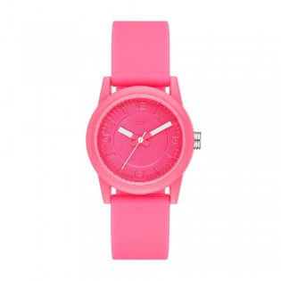 Skechers SR6032 Women's Quartz Analog Small Size Pink Silicone Strap Watch