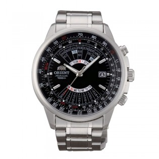 Orient CEU07005B Man Automatic Multiyear Calender Stainless Steel Watch EU07005B