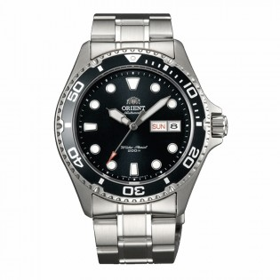 Orient FAA02004B Man Ray II Automatic Diver Stainless Steel Watch AA02004B