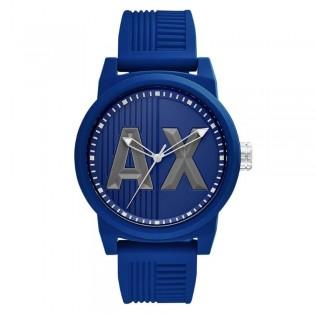 Armani Exchange AX1454 Men's Street Quartz Silicone Watch