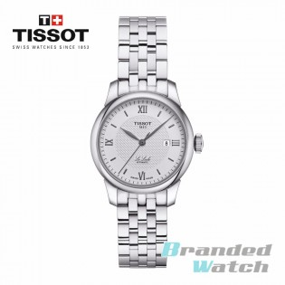 Tissot T006.207.11.038.00 Women's Le Locle Automatic 29mm Swiss Made Steel Woman Watch
