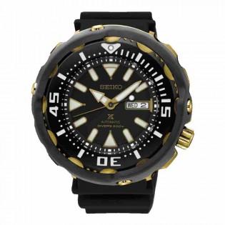 Seiko SRPA82K1 Men's Prospex Diver 200 Meters Automatic Tuna Silicone Strap Sport Man Watch