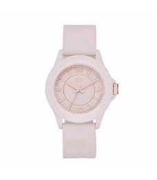 Skechers SR6172 Women's Tennyson Quartz Pink Silicone Strap Kids Watch