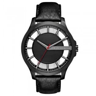 Armani Exchange AX2180 Men's Smart Dress Quartz Leather Strap Watch
