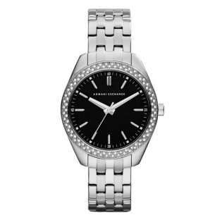 Armani Exchange AX5509 Women's Dress Quartz Steel Watch