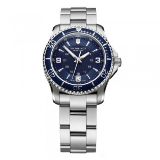 Victorinox Swiss Army 241609 Women's Marverick Small Quartz Stainless Steel Swiss Made Watch