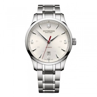 Victorinox Swiss Army 241667 Men's Alliance Automatic Stainless Steel Swiss Made Watch