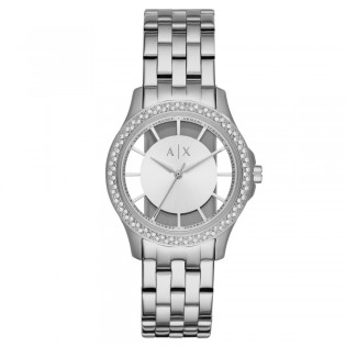 Armani Exchange AX5250 Women's Dress Quartz Steel Watch