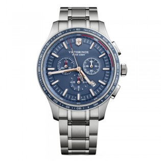 Victorinox Swiss Army 241817 Men's Alliance Sport Chronograph Stainless Steel Swiss Made Watch