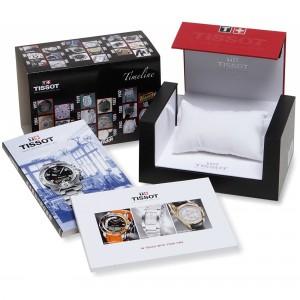Tissot T120.417.11.041.01 Men's Seastar 1000 Chronograph Diver 300 Meters Steel Watch