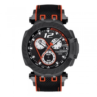 Tissot T115.417.37.057.01 Men's T-Race Marc Marquez 2019 Limited Edition Chronograph Watch