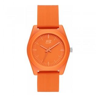 [100% ORIGINAL] Skechers SR6178 Women's Unisex Rosencrans 40mm Mid Size Quartz Silicone Strap Watch