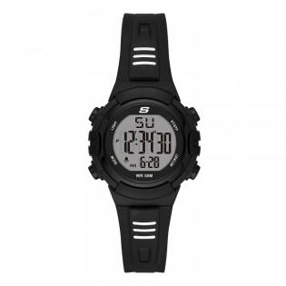 [100% ORIGINAL] Skechers SR6185 Women's Truro Quartz Digital Resin Strap Watch