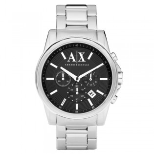 Armani Exchange AX2084 Men's Outerbanks Chronograph Steel Watch