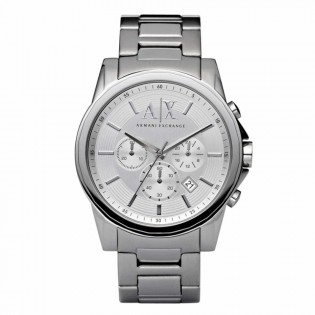 Armani Exchange AX2058 Men's Outerbanks Chronograph Steel Watch