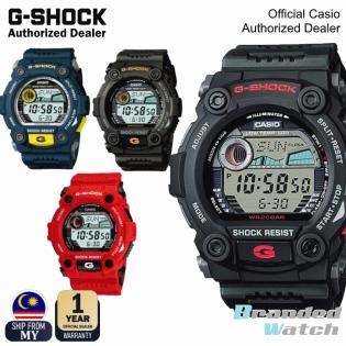 [OFFICIAL CASIO WARRANTY] Casio G-Shock G-7900 G7900 Digital bnb MAT MOTO Red Watch (watch for man / jam tangan lelaki / casio watch for men / casio watch / men watch / watch for men / jam digital / g shock original) G-7900-1 G-7900-2 G-7900-3 G-7900-4