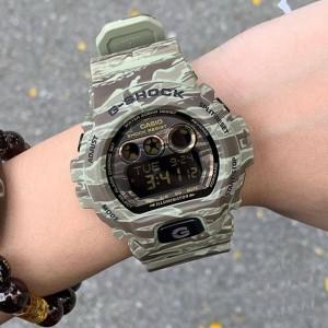[OFFICIAL CASIO WARRANTY] Casio G-Shock Original GDX6900CM 5 GDX-6900CM-5 Large Size Camouflage Camo Resin Digital Watch (watch for man / jam tangan lelaki / casio watch for men / casio watch / men watch / watch for men / g shock original / jam ori)