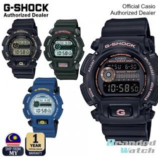 [OFFICIAL CASIO WARRANTY] Casio G-Shock DW9052 DW-9052 DW9052GBX Series Digital Resin Watch (casio watch for men / casio watch / jam digital / g shock original / jam ori) DW-9052-1 DW9052-1 DW-9052-2 DW9052-2V DW9052GBX-1A4 DW9052GBX-1A9