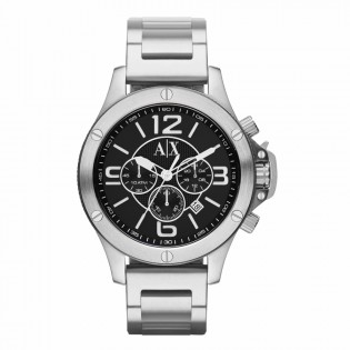 Armani Exchange AX1501 Men's Wellworn Chronograph Steel Watch