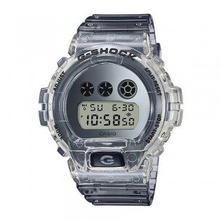 Casio G-Shock DW-6900SK-1DR Original Men's Special Color Transparent Jelly Digital Resin Watch ( JAM ORI G SHOCK / MAN DIGITAL WATCH / ORIGINAL CASIO G SHOCK / JAM LELAKI G SHOCK / JAM LELAKI CASIO DW-6900SK-1D DW-6900SK