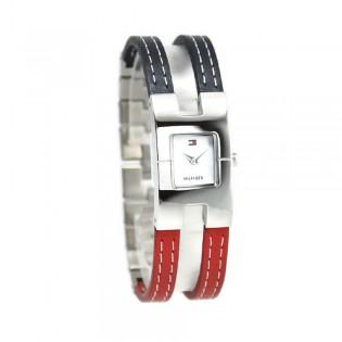 [Official Warranty] Tommy Hilfiger 1780068 Women's The Westport Analog Quartz Leather Strap Watch (watch for women / jam tangan perumpuan / michael kors watch for women  / women watch)
