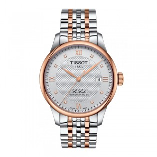 [Official Warranty] Tissot T006.407.22.033.00 Men's T-Classic Analog Automatic Silver Dial Stainless Steel Strap Watch (watch for men / jam tangan lelaki / tissot watch for men / tissot watch / men watch)
