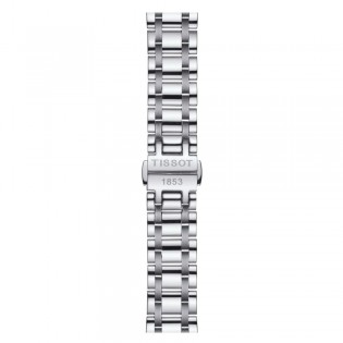 [Official Warranty] Tissot T035.210.11.051.01 Women's Couturier Quartz Black Dial Stainless Steel Strap Watch (watch for women / jam tangan perumpuan / tissot watch for women / tissot watch / women watch)