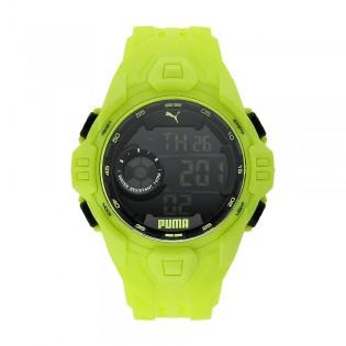 [Official Warranty] Puma P5041 Mens Bold LCD Fizzy Polyurethane Watch (watch for men / jam tangan lelaki / puma watch for men  / men watch)