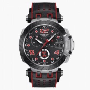 [Official Warranty] Tissot T115.417.27.057.02 MEN'S TISSOT T-RACE JORGE LORENZO 2020 LIMITED EDITION 1999 PIECES (watch for men / jam tangan lelaki / tissot watch for men / tissot watch / men watch)