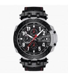 [Official Warranty] Tissot T115.427.27.057.00 MEN'S TISSOT T-RACE MOTOGP 2020 AUTOMATIC CHRONOGRAPH LIMITED EDITION 3333 PIECES (watch for men / jam tangan lelaki / tissot watch for men / tissot watch / men watch)