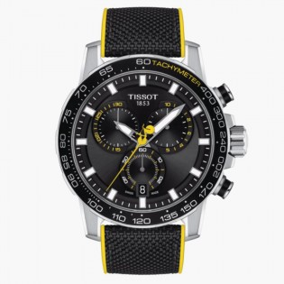 [Official Warranty] Tissot T125.617.17.051.00 MEN'S TISSOT SUPERSPORT CHRONO TOUR DE FRANCE 2020 (watch for men / jam tangan lelaki / tissot watch for men / tissot watch / men watch)