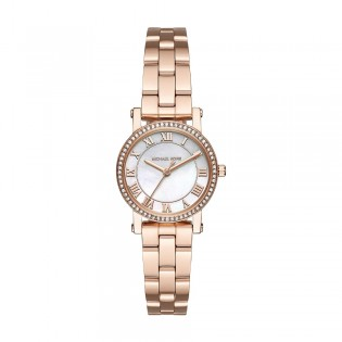 [Official Warranty] Michael Kors MK3558 Women's Norie Mother of Pearl Dial Laides Watch (watch for women / jam tangan perumpuan / michael kors watch for women / mk watch / women watch)