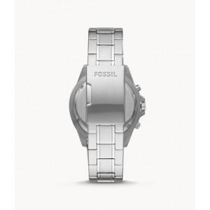 [Official Warranty] Fossil FS5623 Men's Garrett Chronograph Silver-Tone Stainless Steel Watch (watch for men / jam tangan lelaki / fossil watch for men / fossil watch / men watch)
