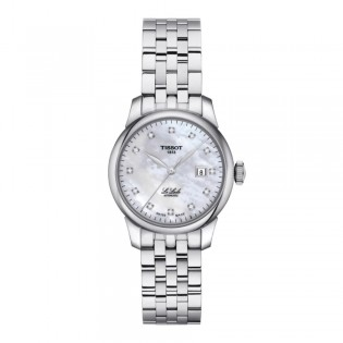 [Official Warranty] Tissot T006.207.11.116.00 Women's Le Locle Automatic Lady Stainless Steel Strap Watch (watch for women / jam tangan perumpuan / tissot watch for women / tissot watch / women watch)