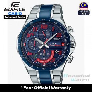 [Official Warranty] Casio Edifice EQS-920TR-2A Men's Scuderia Toro Rosso Limited Edition Watch