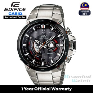 [Official Warranty] Casio Edifice EQS-A1000DB-1A Tough Solar Red Bull Racing Watch