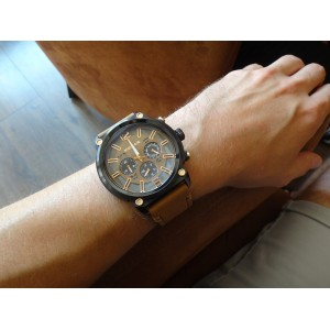 [100% Original] Police PL14378JSB/11 Men's  Multifunction Quartz Silver Stainless Steel Strap Watch (watch for man / jam tangan lelaki / police watch for men / police watch / men watch / watch for men)
