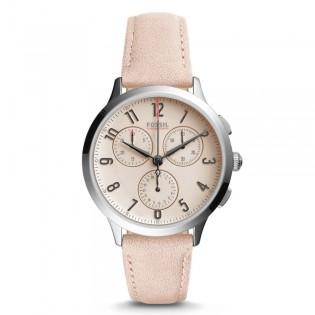 Fossil CH3088 Women's Abilene Sport Quartz Chronograph Leather Watch
