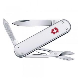 Victorinox Money Clip Multitool Pocket Knife Alox 0.6540.16